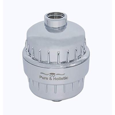 Pure & Holistic High Performance Universal Shower Filter With 8 Stage Output -