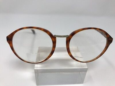 df80ada9161 ROUND CLAIBORNE TORTOISE NEW OLD STOCK unisex 155mm cable temples ...