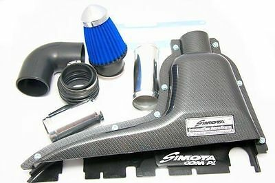 Top Cold Air Simota Carbon Aero Form Sm-Pt-012 Peugeot 206 307 2001- 1.6