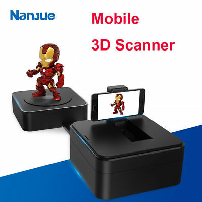 NANJUE Mobile Laser 3D Scanner 0.2MM High-precision Android IOS APP Control