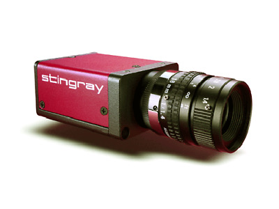 AVT Stingray F-125B Machine Vision Camera (Firewire IEEE 1384B)