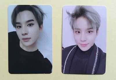 NCT 2018 Empathy Official Photocard Photo Card - Jungwoo (Reality + Dream Ver.)
