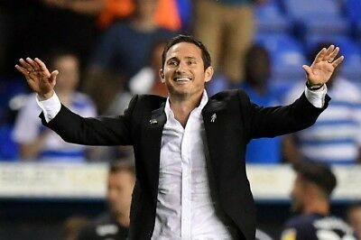 SALE FRANK LAMPARD DERBY COUNTY HIGH QUALITY PROFESSIONAL PHOTOGRAPH 12x8