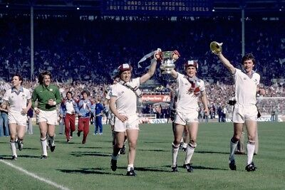 SALE WEST HAM 1980 FA CUP WINNERS HIGH QUALITY PROFESSIONAL PHOTOGRAPH 12x8