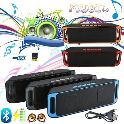 Portable Speaker System Wireless Bluetooth Loudspeaker Stylish 100% High Quality