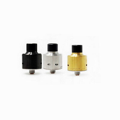 22mm Hadaly RDA Rebuildable Dripping stainless steel Replacement Ersatz