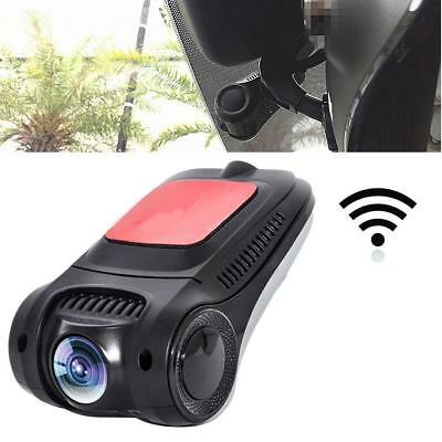 170° Full HD 1080P Car Wifi Hidden Camera DVR Dash Cam Video Recorder G-Sensor !