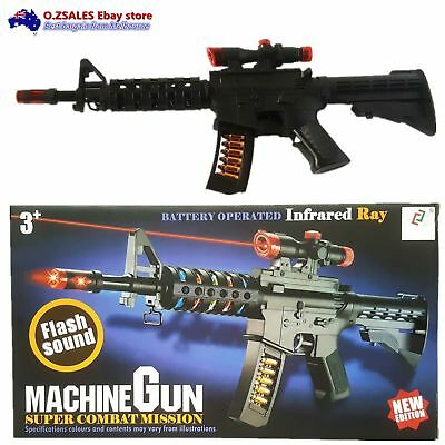 Electric Toy MP5 Machine Gun Fortnite plastic Submachine Gun Vibratiion