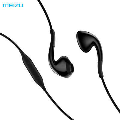 Meizu EP2X Wired Dynamic Music In-Ear Earphones W/ Mic On-Cord Control For iPod