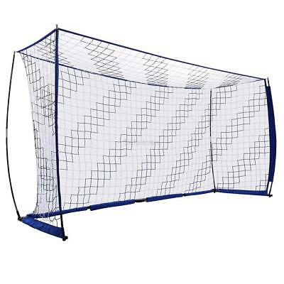 12' x 6' Portable Soccer Goal Football Goal Sport Training Sets Quick Set-Up