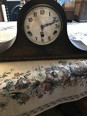 Mantel Napoleon Hat Clock