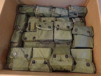 Lot of 5 - MILITARY SURPLUS INDIVIDUAL FIRST AID SURVIVAL KIT MEDIC GEAR