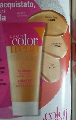 Avon  BB CREAM. COLOR TREND