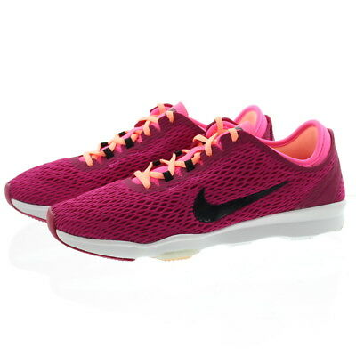 Nike Womens Zoom Fly Racing Low Top Trainer Running Shoes Sneakers BHFO 7549