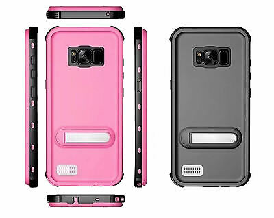 For Samsung Galaxy S8 Otterbox Defender Style Shockproof Case Cover Waterproof