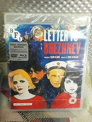 Letter to Brezhnev - [Dual Format Edition - DVD & Blu ray] NEW & SEALED
