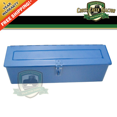 D3NN17005B NEW Tool Box for FORD TRACTORS
