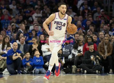 D Choose a Size BEN SIMMONS NBA SIXERS Photo Quality Poster