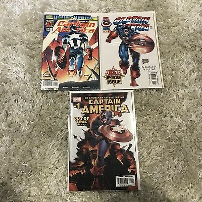 Captain America 1 Comics