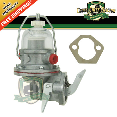 DD13483S NEW Fuel Pump John Deere 820, 920, 1020, 1520, 830, 930, 1030, 1130+