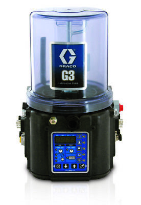 GRACO 96G023 G3 Max 24VDC 2L Pump Includes Everything Except Follower Plate