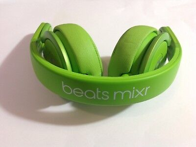 Beats Mixr Wired On-Ear Green Headphone 115dB 32ohm Foldable Lightweight