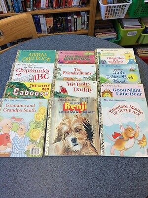 Collection Of Little Golden Books