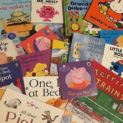 Brand new baby books,bundle of 10,bargain,perfect gift.