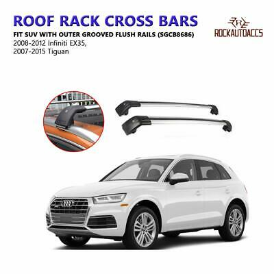 Universal roof rack crossbars luggage Cross bar Model C- S8686CM - Buick Envi...