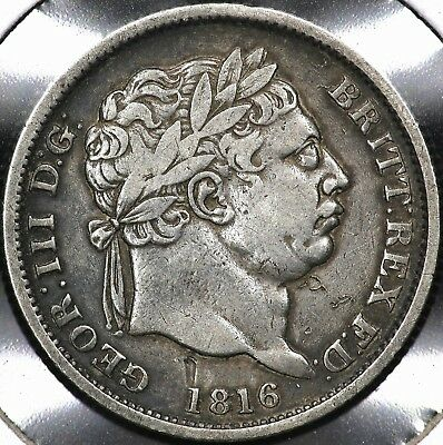 1816 One 1 Shilling Great Britain