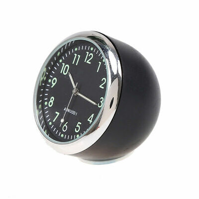 Car Universal Clock Refit Interior Luminous Electronic Quartz Ornaments for VW