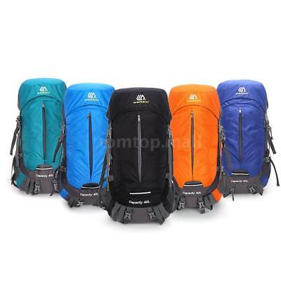 Outdoor Camping Hiking Explore 40L Backpack With Suspension System AOTU IB
