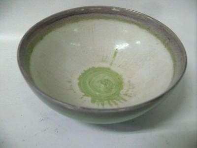 Tf&s Phoenix Pottery Art Deco Bowl Antique English Ceramic