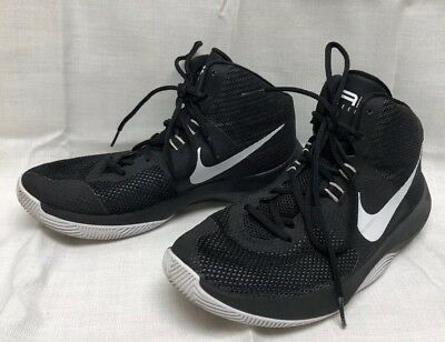 Nike 7 Nbk Black Air Basketball 5 Shoes Versatile Size Men's q0r0zE
