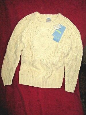 Gymboree Boys Fisherman Sweater Size 4- New With Tags- Hand Knit