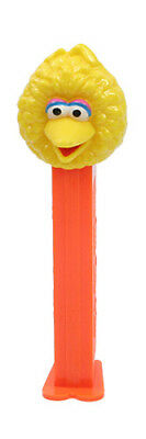 Pez Dispenser~~Sesame Street~Big Bird~Loose~Near Mint to Mint