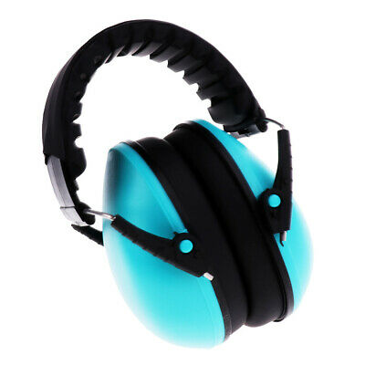 Kids Child Hearing Protection Ear Muffs Noise Reduction Defenders Muffs