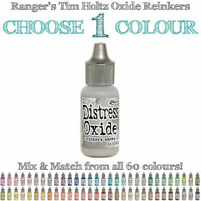Tim Holtz Distress Oxide Reinker - Any 1 Colour - Choose Your Own