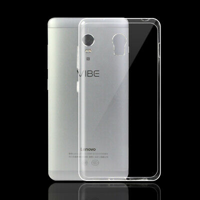 Case For Lenovo Vibe P1 Back Ultra Thin Crystal Clear Soft Silicone TPU Cover
