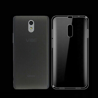 Case For Lenovo Vibe P1M Back Ultra Thin Crystal Clear Soft Silicone TPU Cover