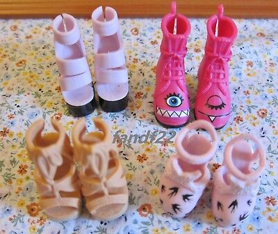 *NEW* Project Mc2 Doll Shoes Set (4 pairs in set)