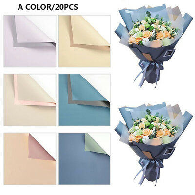 Plastic Bouquet Multi-purpose Durable  Waterproof Flower Wrapping Paper