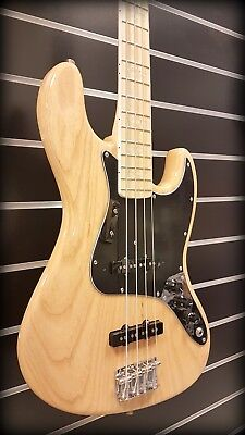 Fender American Original 70´s Jazz Bass Mn Nature*top Pure Vintage 75´ Pickups!*