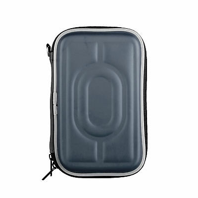 "2.5"" External Portable HDD SSD Storage Box Waterproof Protective Case For Travel"