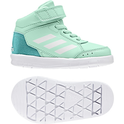 Adidas Girls Shoes Infants Kid Boots Running Altasport Mid Baby Lifestyle AH2550