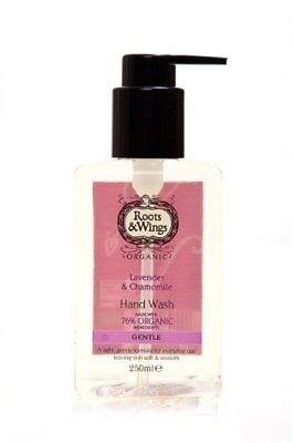 Roots & Wings Gentle Lavender & Chamomile Hand Wash 250ml