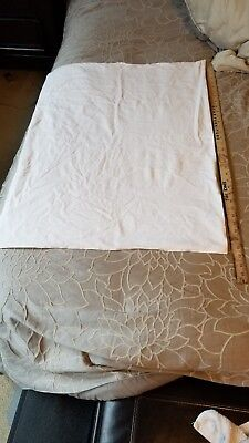 100% cotton crib mattress liner baby Great condition washable 32 x 25 inches