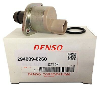 New Denso Diesel Fuel Pump Suction Control Valve 294009-0260 SCV Kit