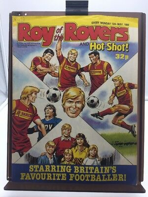 Roy of the Rovers Comic 13th May 1989