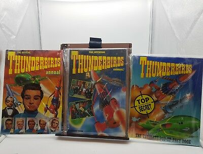 THUNDERBIRDS ANNUAL  job lot